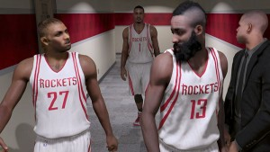 NBA 2K15 Houston Rockets