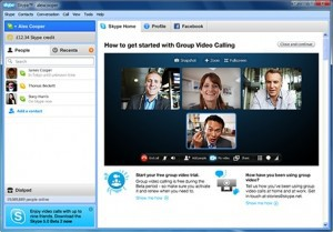 Skype Business Promo
